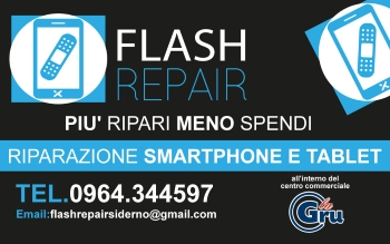 flash-repair